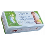AMP One Size Diaper Kit ~Hemp~