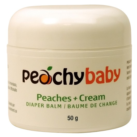Peaches & Cream Diaper Balm
