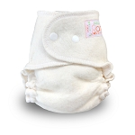 Hemp Fitted Diapers *temp out of stock*